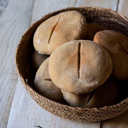 Gourmet styling - bread